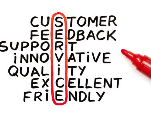 """""""Soddisfazione del cliente"""" come ossigeno per la vita aziendale"""